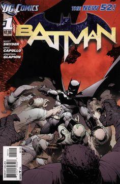 Batman #1 - 2nd Print
