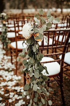 A Whimsical November Wedding in Florida with a Huge Bridal P .- A Whimsical November Wedding in Florida with a Huge Bridal Party Wedding Wedding Aisle Outdoor, Winter Wedding Decorations, Ceremony Decorations, Wedding Themes, Outdoor Weddings, Wedding Venues, Beach Weddings, Outdoor Wedding Flowers, Outdoor Winter Wedding