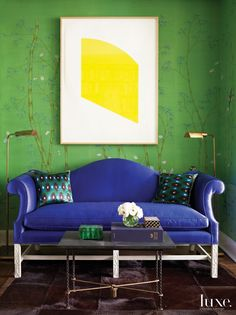 An in-depth look at the trends, tips, and tricks that help infuse a home with color.—Brielle M. Ferreira