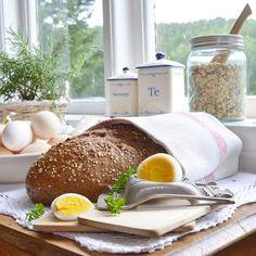 1/14 dager på jobb er i gang 💪 Fikk heldigvis koset meg ekstra i går, med herlig frokost med egg fra gårdens høner 🐓