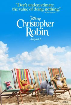 Christopher Robin Movie Poster Winnie The Pooh Film Print Disney S, Disney Love, Jurassic World, Marc Forster, Disney Christopher Robin, Christopher Robin Quotes, Winnie The Pooh Friends, 2018 Movies, Imdb Movies