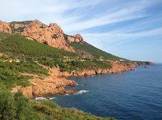 Die schönsten Berge der Côte d'Azur: Esterel