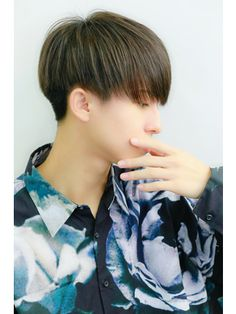 Asian Men Hairstyle, Japanese Hairstyle, Shot Hair Styles, Bowl Cut, Pictures To Draw, Pixie Cut, Cool Hairstyles, Hair Cuts, Handsome