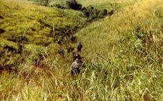 LRRP Patrol- Vietnam