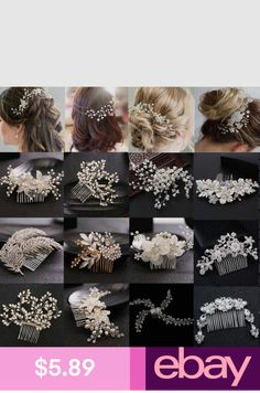 Dress Hairstyles, Wedding Hairstyles, Diy Tiara, Quinceanera Planning, Royal Crown Jewels, Bridesmaid Flowers, Pearl Flower, Hair Piece, Bridal Accessories