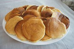 Endelig har jeg fått den originale oppskriften på ferge sveler!! - Funkygine Snack Recipes, Cooking Recipes, Snacks, No Bake Cake, Nom Nom, Food And Drink, Chips, Bread, Breakfast