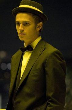 Hayden Christensen as AJ in Takers