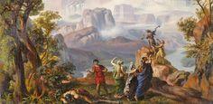 Rienzi – Richard Wagner http://s3.germany.travel/media/microsites_media/wagner/bilder/intro/header_Bi_1895-1_Rh4-Freie-Gegend-15x21.jpg