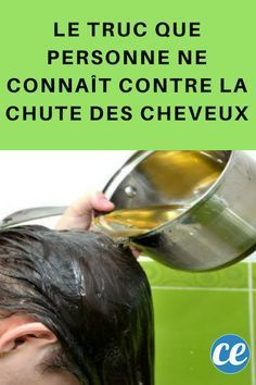 The thing that nobody knows about hair loss.- Le Truc Que Personne ne Connaît Contre la Chute des Cheveux. The thing that nobody knows about hair loss. Normal Hair Loss, Oil For Hair Loss, Stop Hair Loss, Prevent Hair Loss, Postpartum Hair Loss, Nagellack Trends, Hair Falling Out, Hair Loss Shampoo, Hair Loss Women