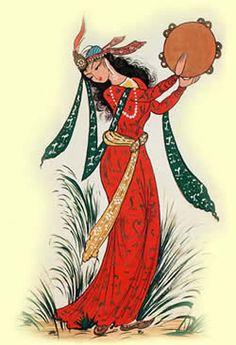 Persian Dance Classes!