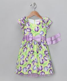 One of the cutest Easter dresses I've ever seen for little girls! If you love it too, don't wait (sale ends soon)