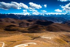 QOMOLANGMA NATIONAL PARK (TIBET) -  8 of the most remote national parks in the world