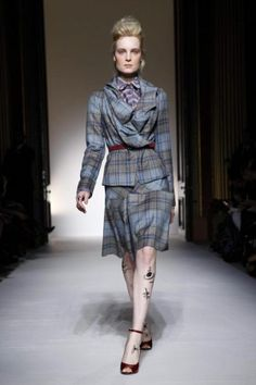 Vivienne Westwood Red Label LFW Fall 2012