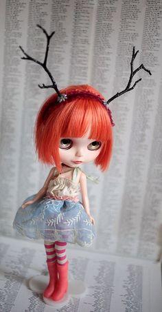 Blythe - Mab doll