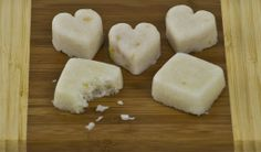 Lemon Coconut Fudge - Yum - now to find some Coconut Butter!