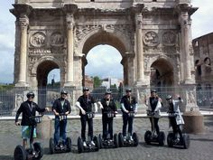 Segway tour of Rome! #segway