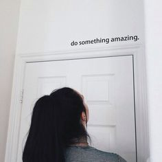 Imagem de quotes, white, and aesthetic My New Room, My Room, Bedroom Inspo, Bedroom Decor, Bedroom Ideas, Room Goals, Aesthetic Rooms, Aesthetic Black, Roomspiration