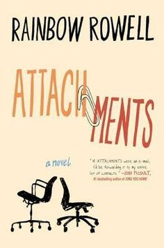 """Attachments"" by Rainbow Rowell. Rowell does not write romance novels per se, but there IS romance and the love interests really are incredible characters. She truly captures the essence of falling in love. This was Rowell's debut novel and I fell in love with her writing on the spot. I've read and loved everything she's written so far."