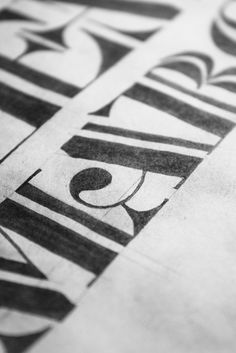 Hand Lettering = Reason to Read