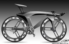 Geoffrey Bochicchio TT bike