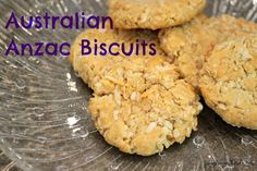 Juggling With Kids: Around the World in 12 Dishes: Australia: Anzac Biscuits. Make these when using Apologia Around the World in 180 Days Anzac Biscuits, Australia Day, Australia Crafts, World Thinking Day, Australian Food, Golden Syrup, Biscuit Recipe, Cooking With Kids, International Recipes