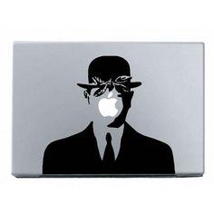 Amazon.com: Son of Man MacBook Decal Mac Apple skin sticker: Everything Else