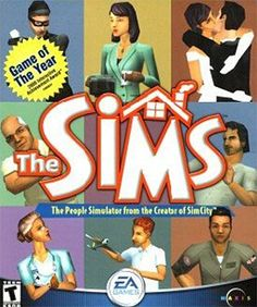 I'm learning all about EA Games The Sims  at @Influenster! @EA
