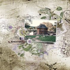 There are collection Wanderlust about places that everyone wants to see on the journey into the unknown . Digital Scrapbooking Layouts, Scrapbook Layouts, Word Art, Vintage World Maps, Wanderlust, Scrapbooks, Painting, Collection, Designers