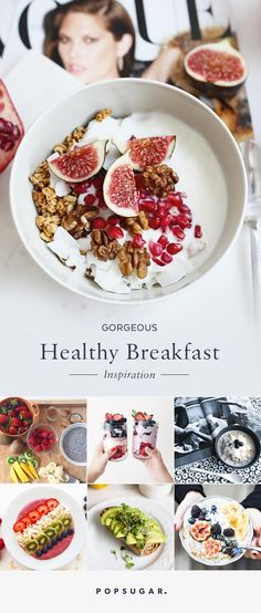 If you love breakfast, these these photos are a must-see. Gorgeous images of breakfast ideas to inspire your next meal!