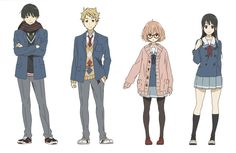 beyond the boundary | Now Simulcasting: Beyond the Boundary