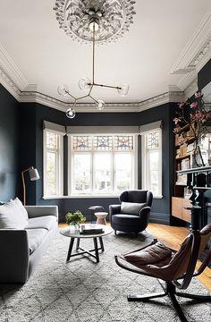 Ridiculously gorgeous!! #interiordesign #sofreshandsochic Pipkorn & Kilpatrick Interior Architecture and design | Kew house