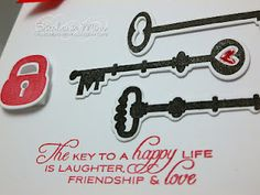 Maybe to add to my key tattoo on my shoulder?