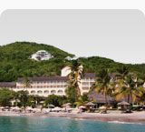 the bodyholiday - LeSport, St Lucia, a distant but lovely pre-child memory