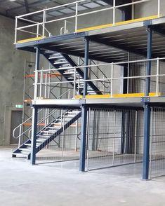 Warehouse mezzanine modular office Panel Mezzanine Floors Storage And Office Sydney Advanced Warehouse Structures Warehouse Design Warehouse Applied Handling Nw 62 Best Modular Bldgs Mezzanines Inplant Offices Images