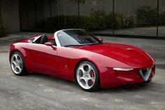 Su www.piugomme.it vasta scelta di pneumatici per la Auto!   Fancy - Pininfarina Alfa Romeo 2uettottanta