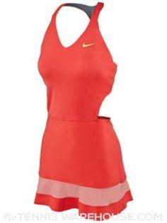 Maria Sharapova's Australian Open 2015 Nike dress
