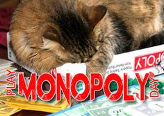 https://flic.kr/p/ATvzo7   2015 - 365 Challenge   Day 323 of 365 - is Play MONOPOLY Day it is celebrated every year on November 19.  Known as one of the most popular board games in the world, the game that was originally based on a board game designed by Elizabeth Magie in 1902, Monopoly has been played by an estimated more than 5 million people since 1935. Monopoly was  published by Parker Brothers, an American toy and game manufacturer since 1883.  Best way to celebrate, grab some friends…