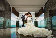 Elegant wedding photography in Cancun, Mexico destination wedding ideas Destination Weddings, Real Weddings, Excellence Riviera Cancun, Elegant Winter Wedding, Wedding Inspiration, Wedding Ideas, Cancun Mexico, Hard Rock, Wedding Photos