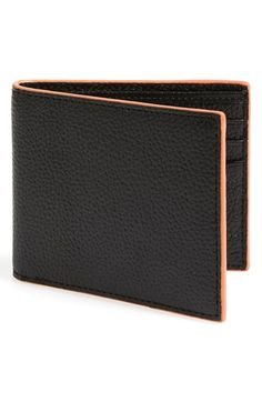 coach mens wallet outlet 59os  Jack Spade 'Mason' Leather Wallet available at #Nordstrom