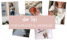 Glow Tips For A Peaceful Weekend — Martina Fink - Holistic Health & Beauty Coach All You Can, How Are You Feeling, What Goes On, Inner Peace, Blessings, I Am Awesome, Finding Yourself, Glow, About Me Blog