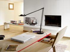 дневник дизайнера: Письменный стол из дуба Landa сохранит ясность мысли!