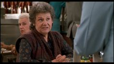 """Lady from another table (Estelle Reiner) [after seeing Sally's fake orgasm at the next table]: """"I'll have what she's having."""" -- from When Harry Met Sally (1989) directed by Rob Reiner"""