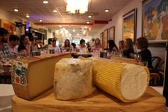 French cheese and wine paring!