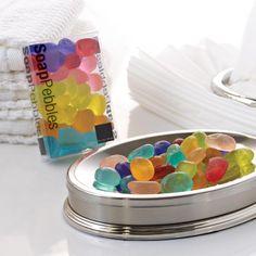 Soap Pebbles by Design Ideas