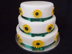 Beautiful Bright Sunflowers