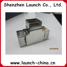 material:stainless steel 304/316 finish:satin or mirror polished for tube size:40*40mm