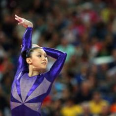 The Olympic gymnast Halloween costume is the most unique and best costume idea for 2012. Very apt for this year