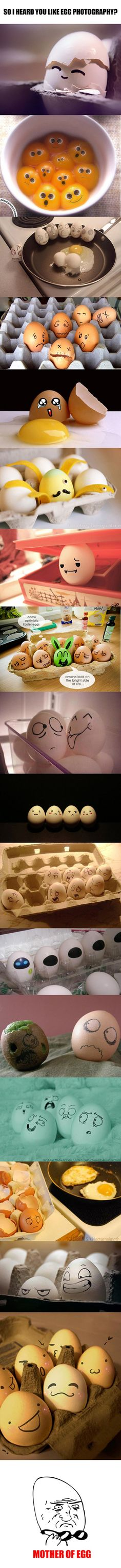 How can you not enjoy this! #geek #eggs #humour Social Agility: Social Media Services www.HaveSocialAgility.com
