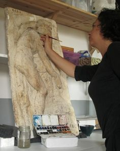 My interview on Zebrart! Thanks to Silvia Andreozzi! http://zebrart.it/il-restauro-spiegato-ai-bambini-_-vi-presento-francesca/