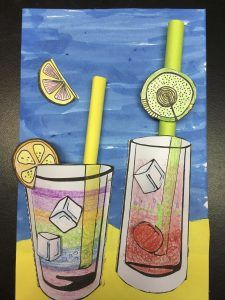 Letní limonády - kroužek MŠ